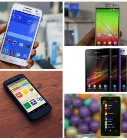 TOP5-Smartphones