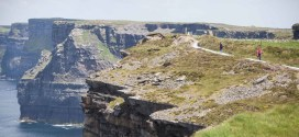 Two hospitalised following falls