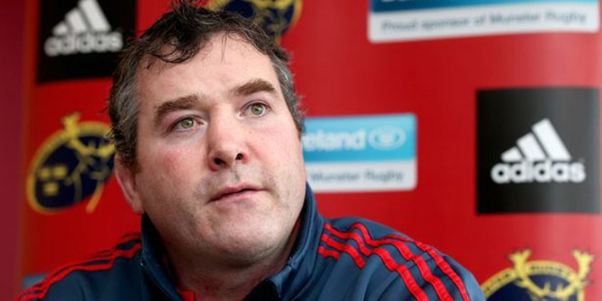 Anthony Foley's magical family moments