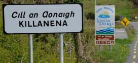 'Epidemic' of village signage thefts
