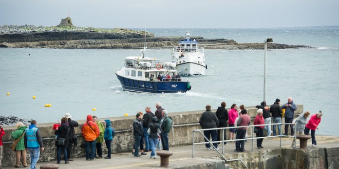 Consultation on Doolin Pier plan