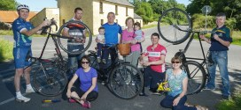 Charitable causes to benefit from Cathal Cycle