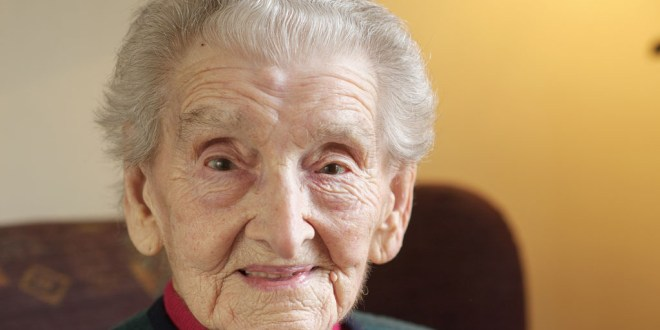 Death of Ireland's oldest person
