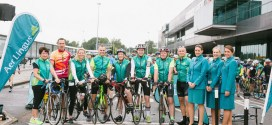 Shannon charity cycle raises €10,000