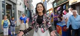 Róisín sings The Fleadh Down in Ennis