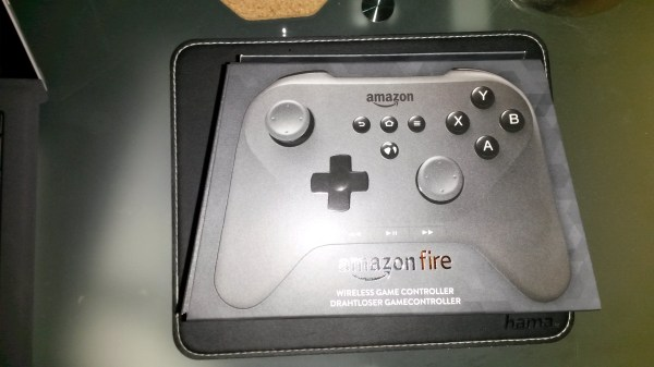 Gamecontroller Amazon TV