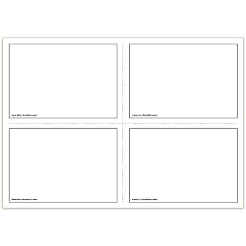 Medium Crop Of Blank Note Cards