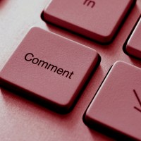 What are the ways to get comments on blog?