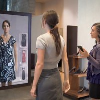 Interactive Mirror With Multiple Options - Interesting Topic to Share and Read