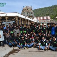 A Team of Planting Trees - Maram Madurai