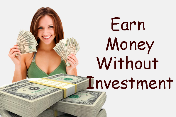 Earning money on internet without investment 9th