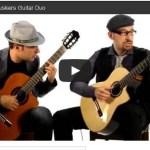 Minor Swing – Classical Guitar Duo