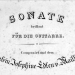 Mauro Giuliani, Sonata Op. 15