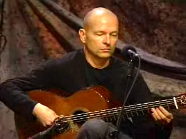 Ottmar Liebert 2 the night classical guitar
