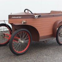 One of the World's First Microcars