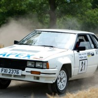 Ex-Colin McRae Nissan 240RS Rally Car