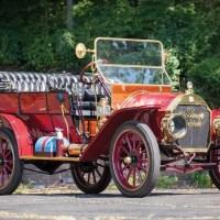Five Pre-WWI Cars