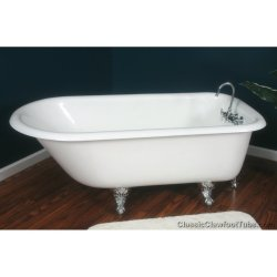 Small Of Cast Iron Clawfoot Tub