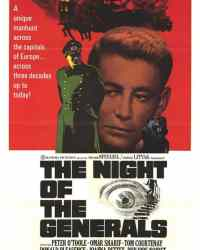 The Night of the Generals (1967) with Peter O'Toole
