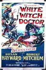 white witch doctor 1953
