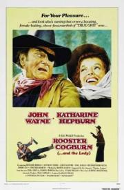 Rooster Cogburn (1975) with John Wayne and Katharine Hepburn