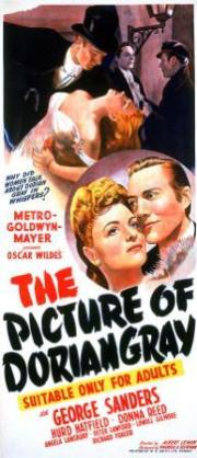 The Picture of Dorian Gray (1945) with George Sanders