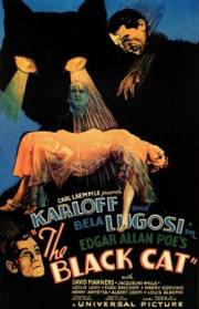 The Black Cat (1934) with Boris Karloff and Bela Lugosi