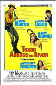 Texas Across the River (1966) with Dean Martin