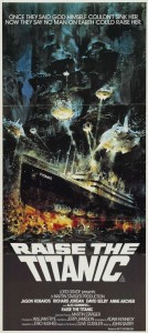 Movie Poster from Raise the Titanic