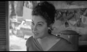 Ava Gardner in night of the iguana