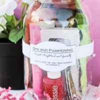 Spa and Pampering in a Jar