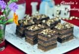 Walnut Chocolate Cake