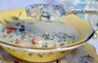 Russian Mushroom Soup