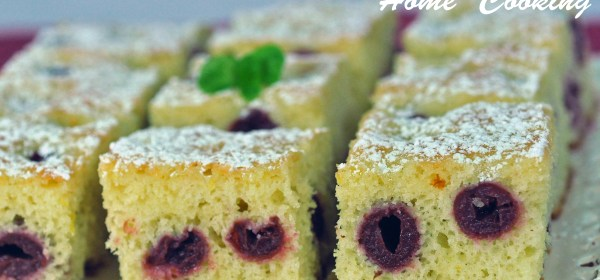 SourCherry Cake