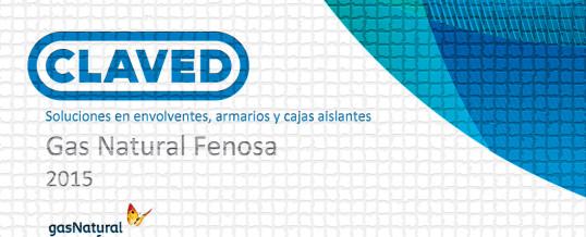 Catalogo Gas Natural Fenosa 2015