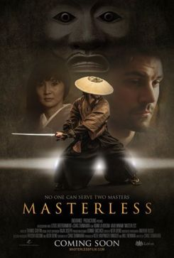 Masterless Full Poster Movie