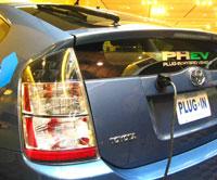 PHEV plugin hybrid Prius