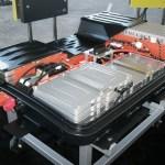 Nissan LEAF battery