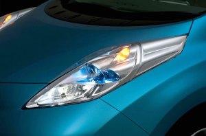 Nissan LEAF LED headlight