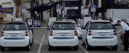 Car2Go 4 Smart ED 40k
