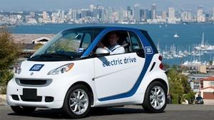 Smart electric drive in car2go