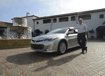 2013 Toyota Avalon with Addison