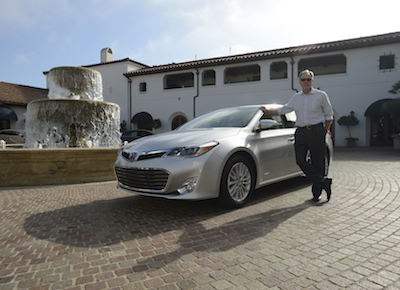 28 October 2014:    2013 Toyota Avalon