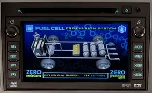 GM,Chevy,Equinox, fuel cell