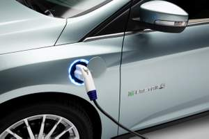 ford,focus,electric car,plug-in