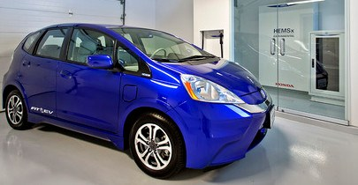 honda,Fit EV, smart home