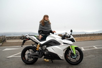 Livia Cevolini,Energica,CRP,electric motorcycle,electric bike
