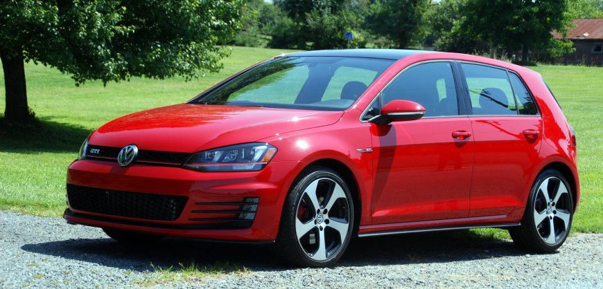 2015 VW, Volkswagen, Golf GTI