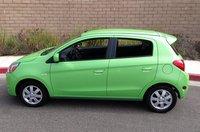 2014,Mitsubishi,Mirage,fuel economy,40 mpg