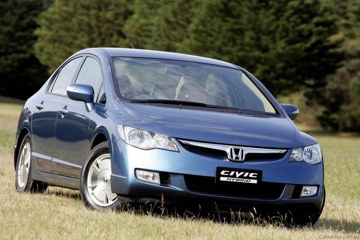 Honda,Civic,Hybrid